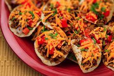 Mini Tacos... i'm hungry..!!