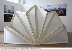 Origami Shelter - Hannah Imlach