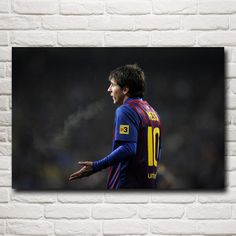 Octo Treasures is where artists, photographers, and commercial decorators go when they want their most important work printed and their most important spaces decorated.  Start creating your own customized wall art click the link for more info https://www.octotreasure.com  Style Your Home Today With This Amazing Argentine Soccer Player Lionel Messi World Cup Silk Art Poster Decoration Painting(12x18,16X24,20x30,24x36inches)(Free Shipping) For $13.00
