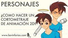 Datos y personalidad de los personajes de un Cortometraje de Animación 2D http://blgs.co/bfPRQo