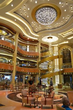 Royal Luncheon: Dining on board Royal Princess Cruise Ship in Southampton. We're celebrating Anniversary of Princess Cruises Royal Princess Cruise Ship, Princess Cruises, Cruise Ship Pictures, Cruise Ships, Southampton, 50th Anniversary, Vacation Ideas, Buildings, Happiness