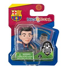 Football  Stars BARCA TOONS  deformed Figure Xavier Hernandez FC Barcelona  Home  Asian version SOCCERSTARZ  *** To view further for this item, visit the image link.Note:It is affiliate link to Amazon.