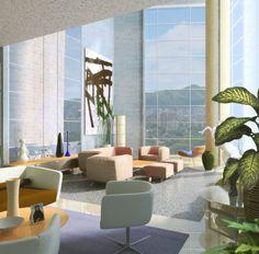 پروژه برج مسکونی 16 طبقه