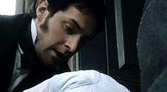 John Thornton & Margaret Hale (North and South, 3 Elizabeth Gaskell, John Thornton, Masterpiece Theater, Victorian Books, Look Back At Me, Fictional World, North South, Cute Actors, Film Movie