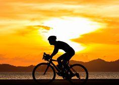 O motor do ciclista