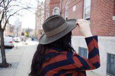 Carleen Reversible Chevron Jacket | Noelle's Favorite Things