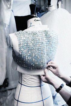 Chanel Haute Couture * Atelier Paris