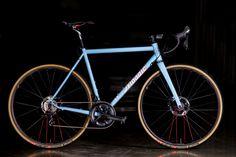 2015 NAHBS: Mosaic GS1 All-Road Bike - The Radavist