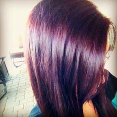 Dark hair, don't care ❤