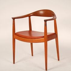 Hans J. Wegner  The Chair Model JH503 Produced by Johannes Hansen