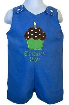 First Birthday Shortall