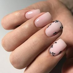 How is gel nail polish applied, what is Gel Mani? This nail polish looks and looks like normal nail polish. When making gel nails, a craf Matte Nails, Acrylic Nails, Nude Nails, Glitter Nails, Hair And Nails, My Nails, Uv Gel Nagellack, Uñas Fashion, Manicure Y Pedicure