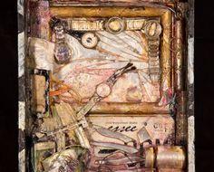 Mixed Media | Go Time  | Original painting by artist Daniel Aaron Schwartz