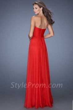 Classic Sheath/Column Sweetheart Floor-lengthProm Dress 2014 New Style