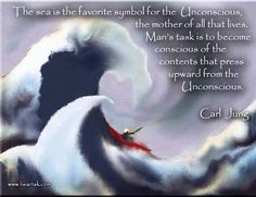 The Sea as a Symbol of the Unconscious