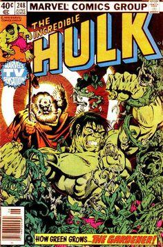 The Incredible Hulk #248