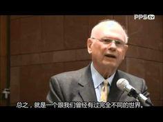 加拿大前國防部長(Paul Hellyer)於電視上說明外星人在地球的情況.flv - YouTube