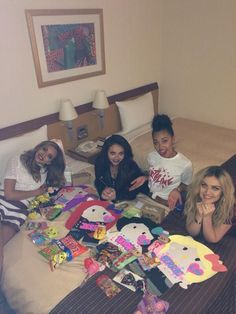 Presents from Mixers