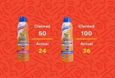 Steer clear the next time you're shopping for sunblock. http://greatist.com/live/sunscreens-that-are-lying-about-their-spf