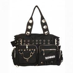 Handcuff Handbag