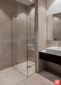 Luxe badkamer design met douche