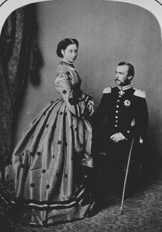 Dec 1863; Alice and Louis