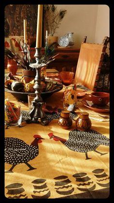 Artisan Chic Home Collection Pamela Alexander Design  Thanksgiving