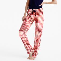 d2f0657f5c Gingham flannel pajama pant Best Pajamas