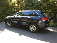 My 2014 Jeep Grand Cherokee Limited My new baby! Jeep Grand Cherokee Limited, Erotica, New Baby Products, Cars, Vehicles, Sweet, Life, Candy, Autos
