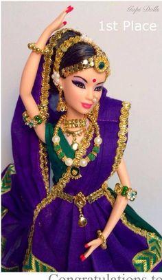 Sundari Gopi BArbie Doll