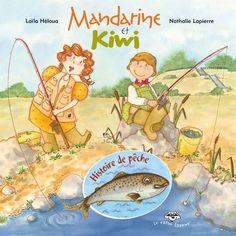 Pour les 3 à 9 ans Kiwi, Avril, Lapierre, Fictional Characters, Album, Fishing, Images, Boutique, Collection