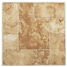 Achim Nexus x Beige Terracotta Peel and Stick Vinyl Tile at Lowe's. Do you want to give your room a brand new look and at a low cost? Look no further than our assortment of nexus tiles! Our tiles can be used in any room in Lifeproof Vinyl Flooring, Peel And Stick Vinyl, Luxury Vinyl Tile, Vinyl Tiles, Adhesive Vinyl, High Gloss, Terracotta, Cleaning Wipes, Tile Floor