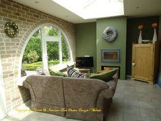 Interior styling by Antiek & Interieur Den Ouden Overzet/Melsele (Belgium)