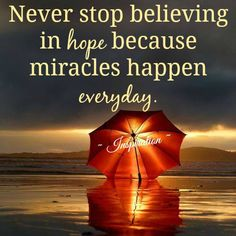 quotes about faith and hope...