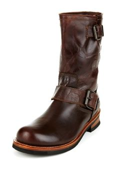 For the men...Steve Madden Bard Motorcycle Boot $89 !!