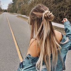 . Cute Hairstyles For Teens, Summer Hairstyles, Pretty Hairstyles, Girl Hairstyles, Easy Hairstyles, High School Hairstyles, Halloween Hairstyles, Hairstyle Short, Casual Hairstyles