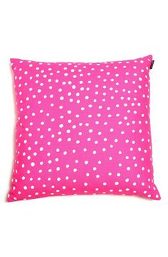 Marimekko 'Uno' Square Canvas Pillow available at #Nordstrom - $49