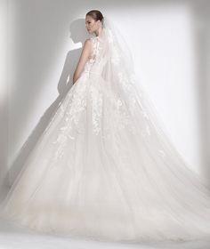 PRONOVIAS ELIE SAAB 2015 LANAI, Wedding Dress 2015