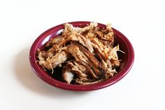 Healthy Pulled Pork