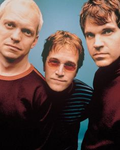 Semisonic, the guy on the far right looks kinda like link from rhett and link