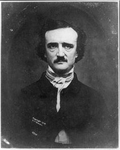 """I became insane with long intervals of horrible sanity."" Edgar Allen Poe"