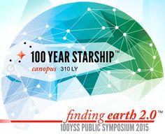 Finding Earth 2.0: 100 Year Starship Public Symposium 2015 | KurzweilAI
