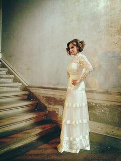 Yolanda Fashion Poses, Victorian, Dresses, Vestidos, Dress, Dressers, Flower Girl Dress, Gowns, Outfits