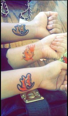 25c3c2de34779 20 Disney Tattoos To Celebrate Your Magical Friendship | Ink & Paint ...