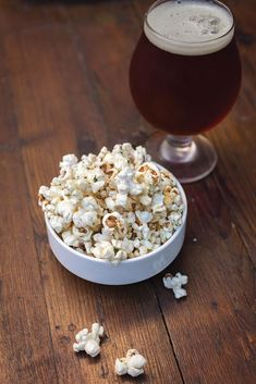 Calabrian chile oil and citrus zest are key to the addictive, spicy popcorn you'll find at The Lark in Santa Barbara.