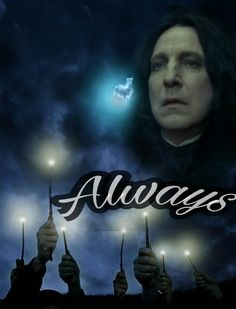 """onlyseverus: """"Snape Appreciation month. May 2, Rest in peace, professor /* """""""