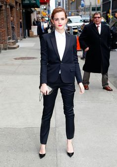 ハーマイオニーを超えて大人な女性に♥話題のit girlエマ・ワトソンに学ぶ、ファッション&メイク | by.S