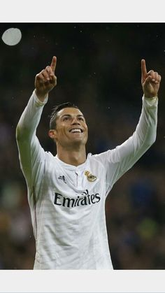 Cristiano Ronaldo Real Madrid best football player in the world.
