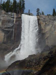 Vernal Fall Yosemite National Park Yosemite National Park, National Parks, Yosemite Waterfalls, Vernal Falls, Tours, Spring, Outdoor, Outdoors, Outdoor Games