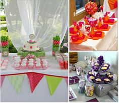 Ideas for girls parties